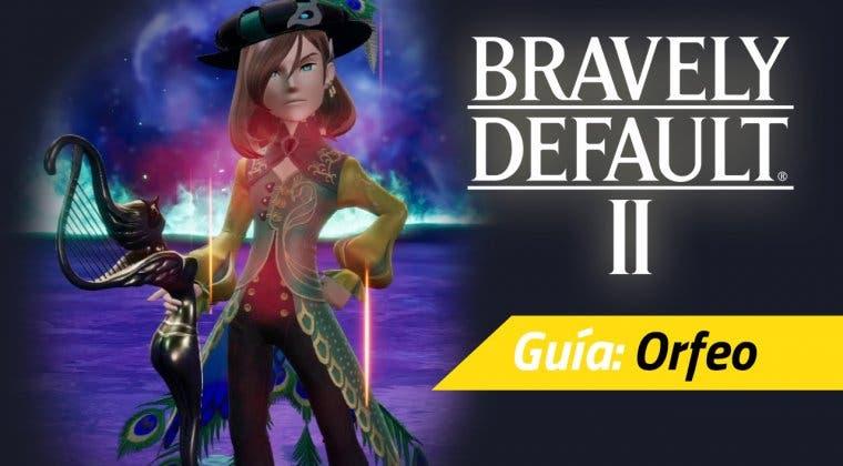 Imagen de Guía Bravely Default II - Cómo vencer a Orfeo