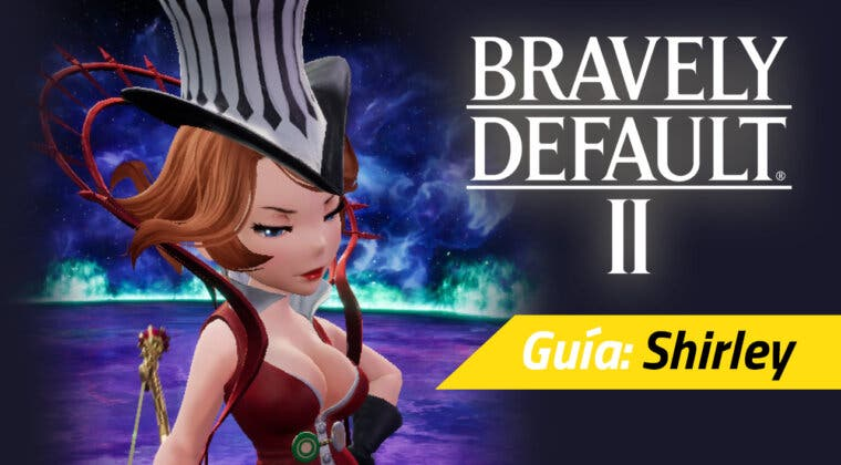Imagen de Guía Bravely Default II - Cómo derrotar a Shirley