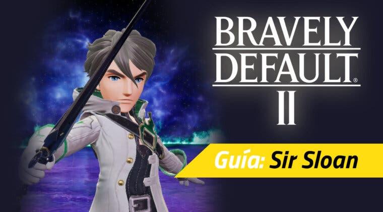 Imagen de Guía Bravely Default II - Cómo derrotar a Sir Sloan