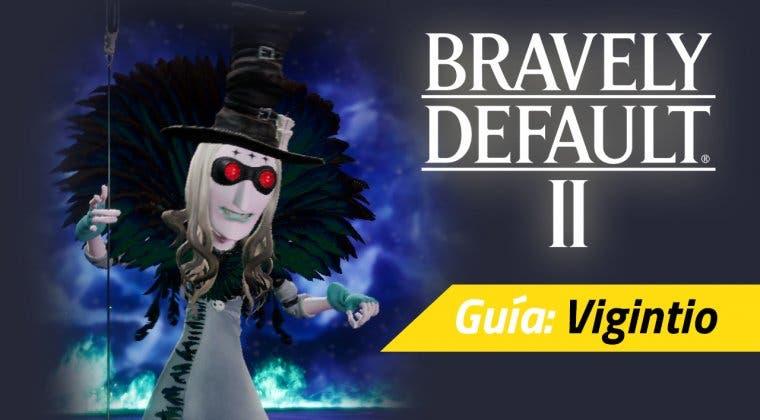 Imagen de Guía Bravely Default II - Cómo derrotar a Vigintio