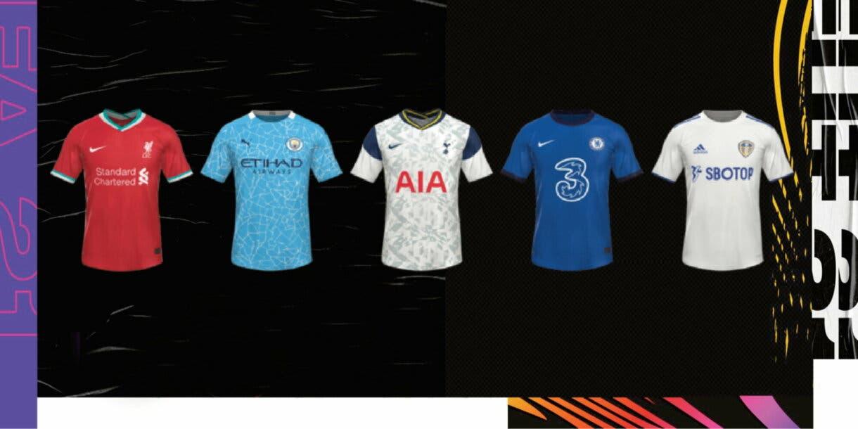 FIFA 21 Ultimate Team primeras equipaciones ventas en su precio máximo