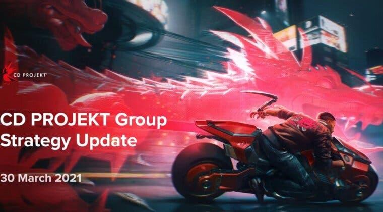 Imagen de CD Projekt RED presenta sus planes para los próximos años; cambiarán la forma en la que desarrollan videojuegos