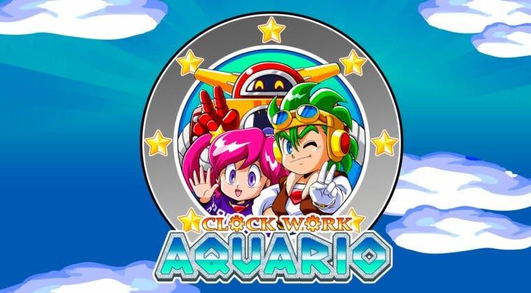 Imagen de Clockwork Aquario presenta su jugabilidad a través de un primer adelanto
