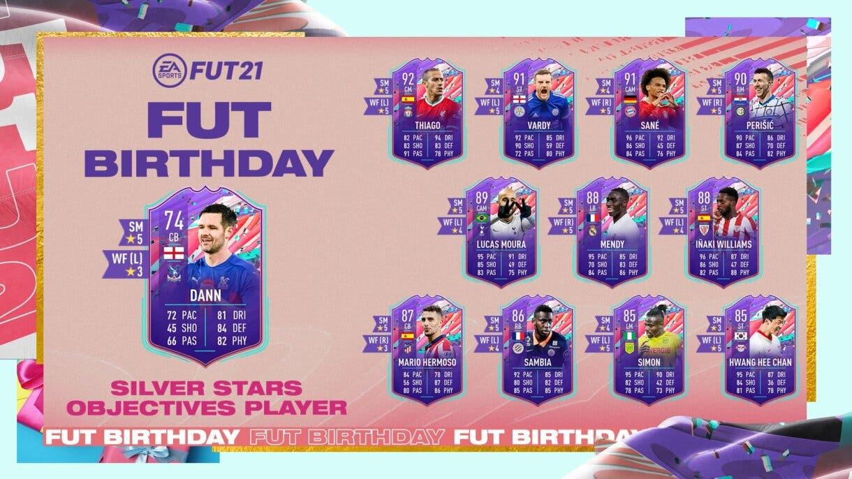 FIFA 21 Ultimate Team TOTW 27 Equipo de la Semana