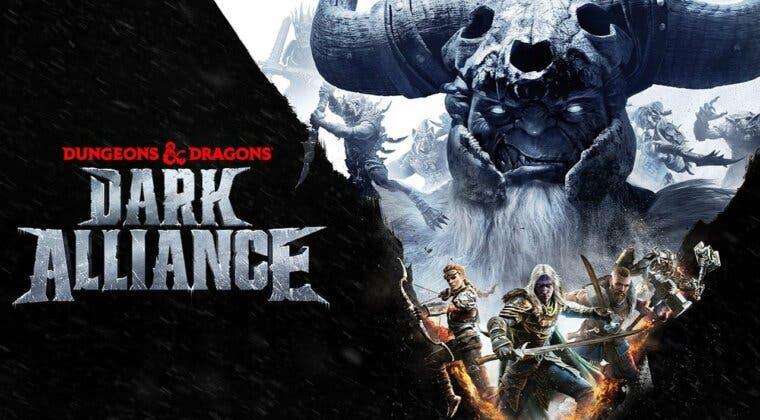 Imagen de El RPG de acción cooperativo Dark Alliance pone fecha a su lanzamiento y luce nuevo tráiler