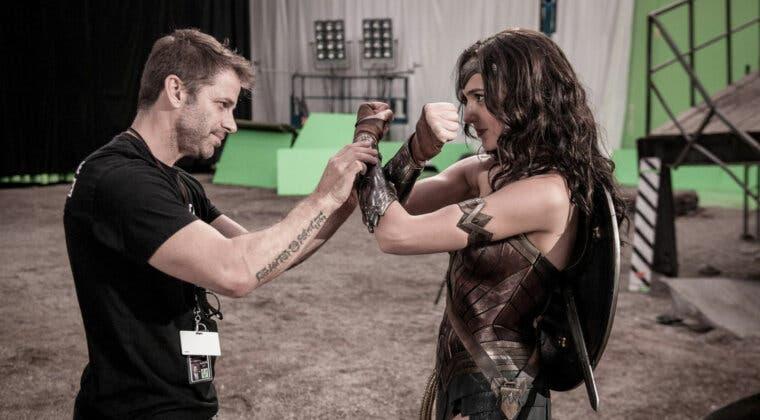 Imagen de #RestoreTheSnyderverse: Zack Snyder sigue apoyando la idea de retomar su saga