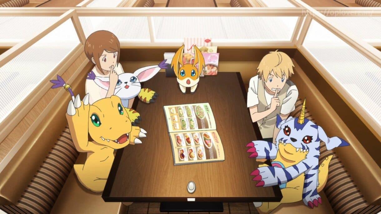 Digimon Adventure Last Evolution Kizuna TK Kari