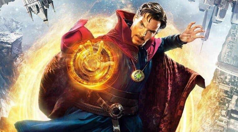 Imagen de Bruja Escarlata y Visión: Benedict Cumberbatch se pronuncia sobre el supuesto cameo de Doctor Strange