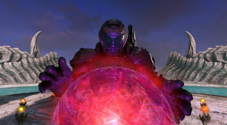 Imagen de DOOM Eternal: The Ancient Gods Parte 2 podría desvelar pronto su fecha de lanzamiento