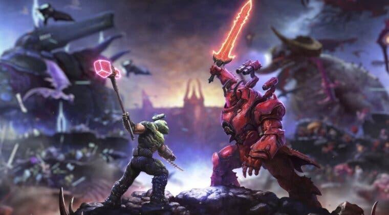 Imagen de DOOM Eternal: The Ancient Gods Part Two luce tráiler y emplaza su lanzamiento para esta misma semana