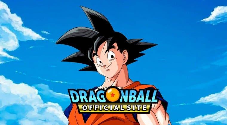 Imagen de Anunciada la nueva web oficial de Dragon Ball con 5 idiomas disponibles