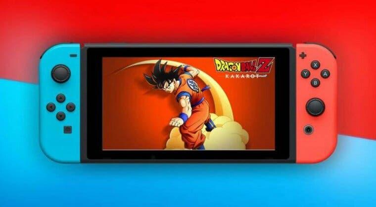 Imagen de Dragon Ball Z: Kakarot apunta a un lanzamiento en Nintendo Switch