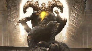 Imagen de Black Adam: lo nuevo de Dwayne Johnson ya tiene fecha de rodaje