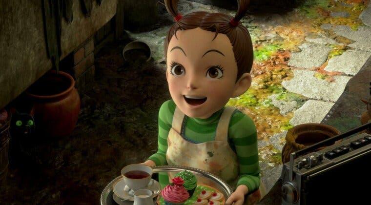 Imagen de Earwig y la Bruja, la nueva película de Studio Ghibli, ya tiene fecha de estreno en España