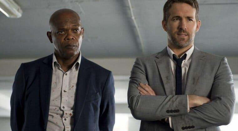 Imagen de El Otro Guardaespaldas 2: Ryan Reynolds lidera un reparto espectacular en el tráiler en castellano de la secuela