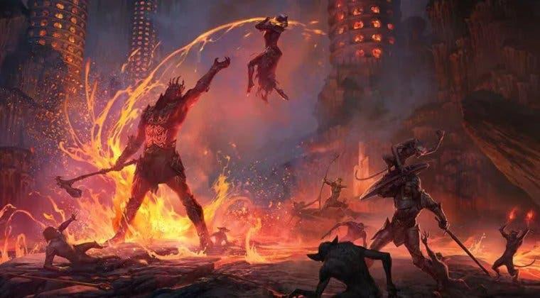 Imagen de The Elder Scrolls Online se prepara para su regreso a Oblivion con un nuevo tráiler