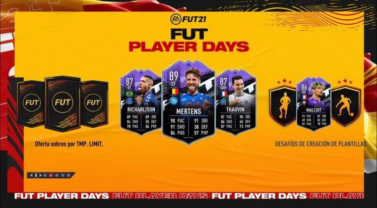 """Imagen de FIFA 21: así es """"FUT Player Days"""", el nuevo e inesperado evento exprés de Ultimate Team"""
