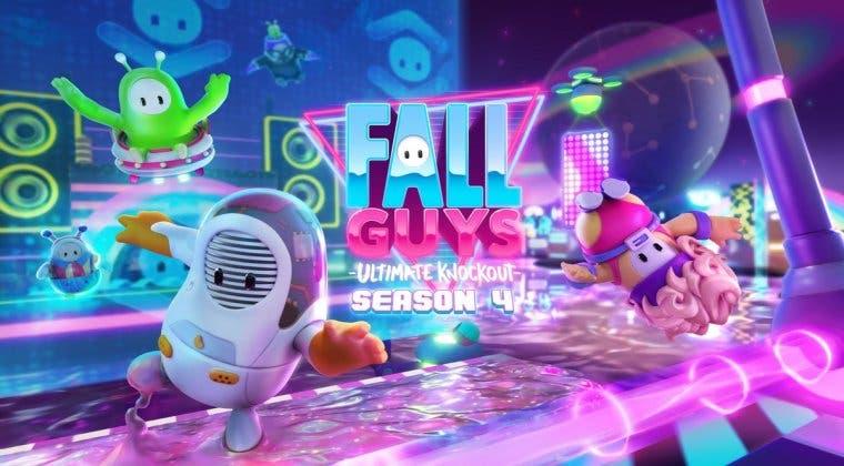 Imagen de Fall Guys estrena hoy su temporada 4, estas son algunas de sus principales novedades