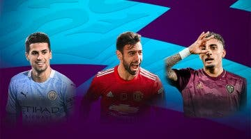 Imagen de FIFA 21: estos son los nominados al POTM de febrero de la Premier League