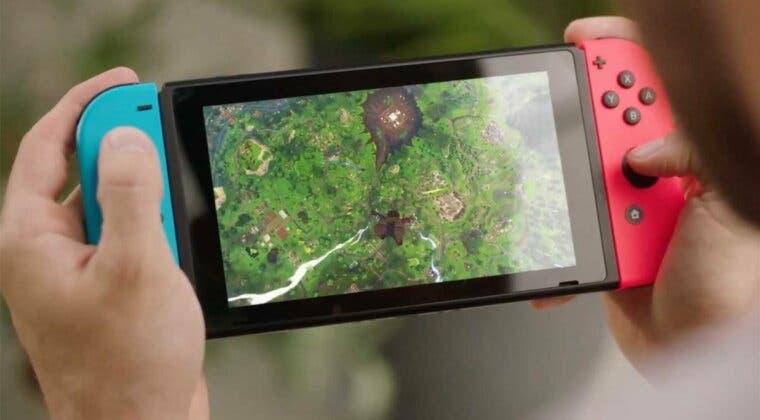 Imagen de Las sorprendentes mejoras de la versión de Nintendo Switch de Fortnite que trae la última actualización