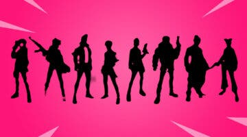 Imagen de Fortnite habría filtrado varias nuevas skins de su próxima Temporada 6