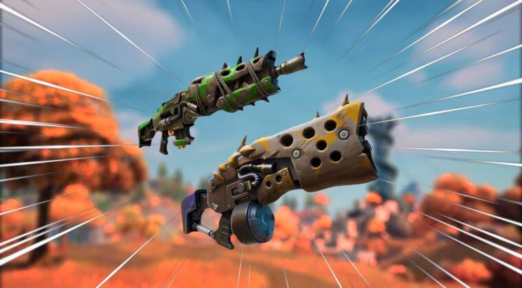 Imagen de Fortnite recibe un nuevo parche sorpresa que cambia las armas del juego; estas son todas las novedades