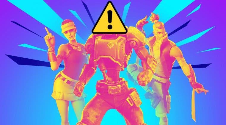 Imagen de Esto te ocurrirá en Fortnite cuando te desconectes de una partida competitiva a partir de ahora
