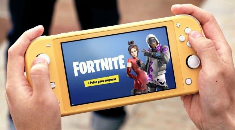 Imagen de Fortnite lanzará una nueva edición de Joy-Con para Nintendo Switch junto a un pack de objetos  exclusivos