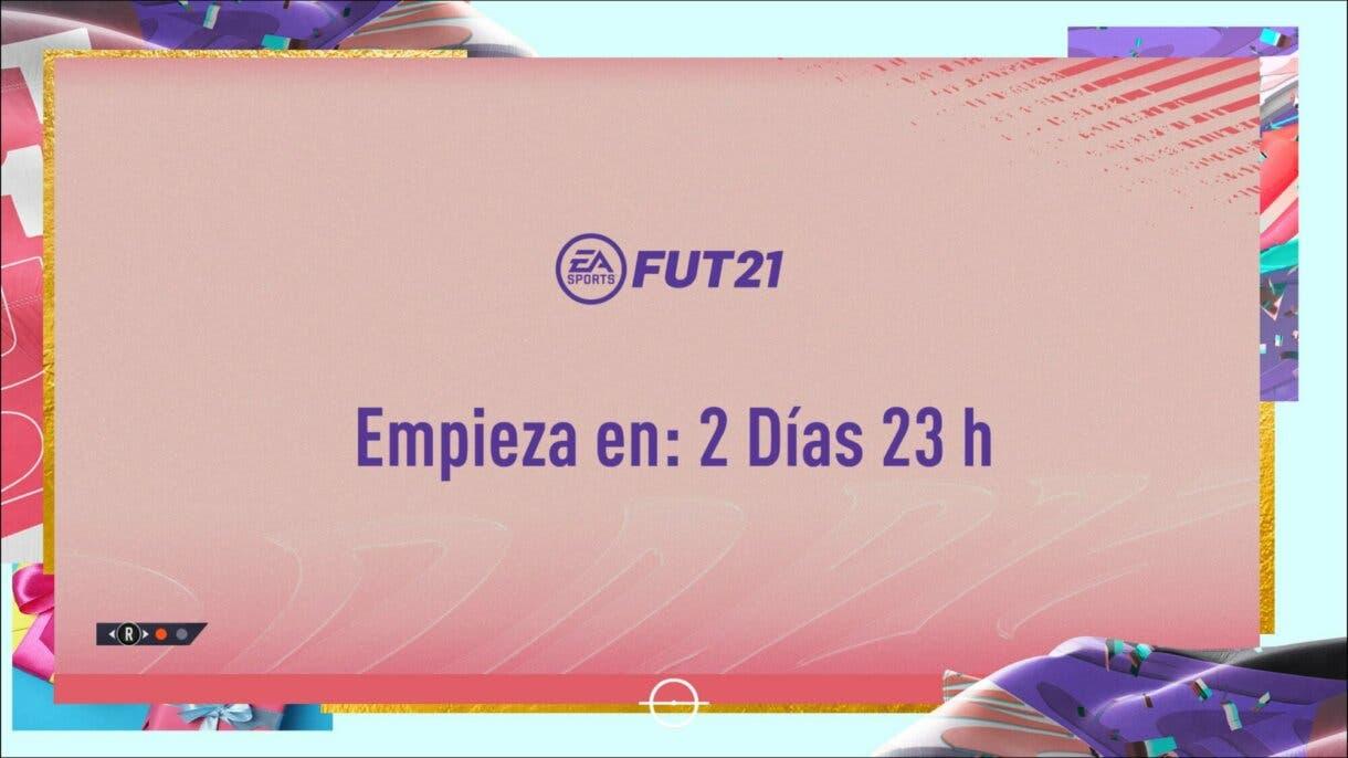 FIFA 21 Ultimate Team comienza FUT Birthday fecha oficial confirmada