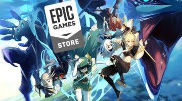 Imagen de Genshin Impact apunta a llegar a Epic Games Store, según una filtración