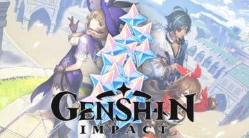Imagen de Genshin Impact lanza otro código de protogemas gratis por sorpresa el 15 de octubre