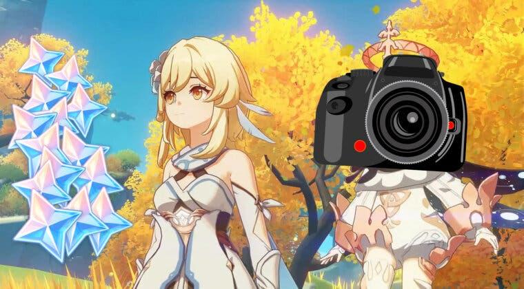 Imagen de Genshin Impact regalará 300 protogemas a los 100 jugadores con mayor talento fotográfico