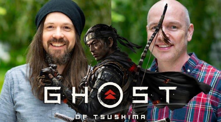 Imagen de Los directores de Ghost of Tsushima son nombrados embajadores de la isla real