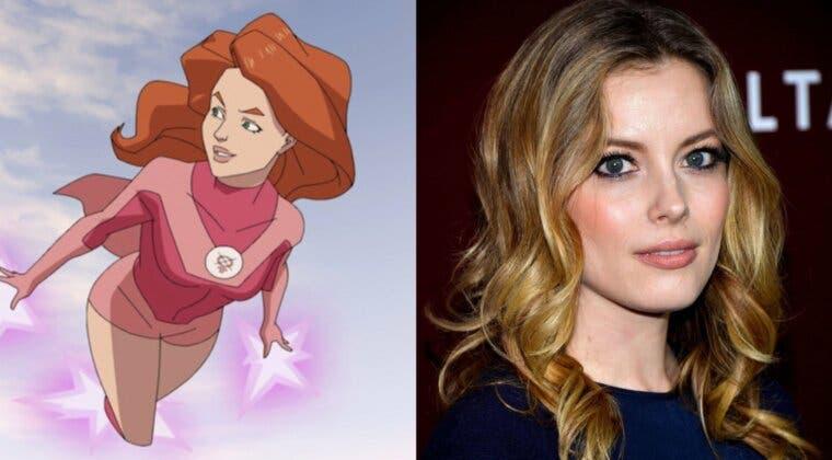 Imagen de Invincible: Gillian Jacobs explica en qué se diferencia de otras series de superhéroes