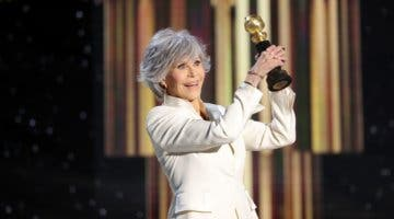 Imagen de Así ha sido el discurso más reivindicativo de Jane Fonda en los Globos de Oro 2021