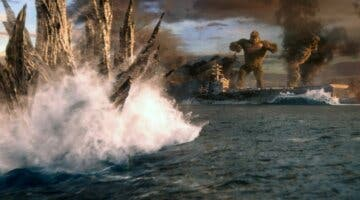 Imagen de Godzilla vs. Kong destroza el récord que poseía Tenet hasta ahora