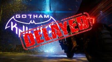 Imagen de Gotham Knights ya no verá la luz en 2021; se retrasa oficialmente su lanzamiento