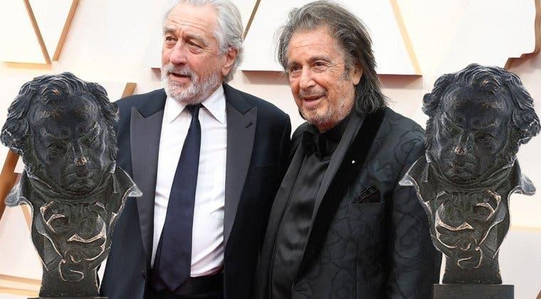 Imagen de Robert de Niro, Al Pacino... estas son las estrellas de Hollywood que estarán en los Premios Goya 2021