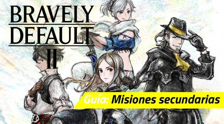 Imagen de Guía Bravely Default II - Todas las misiones secundarias