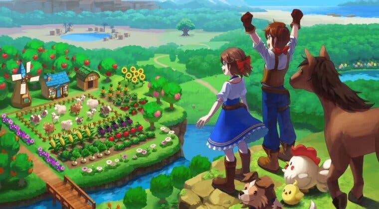 Imagen de Harvest Moon: Un Mundo Único - Requisitos para casarnos y celebrar nuestra boda