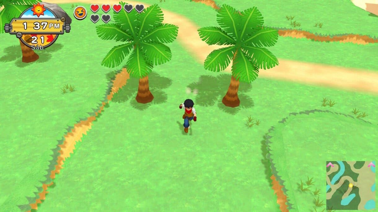 Harvest Moon Un Mundo Unico guía semillas de sandía 2