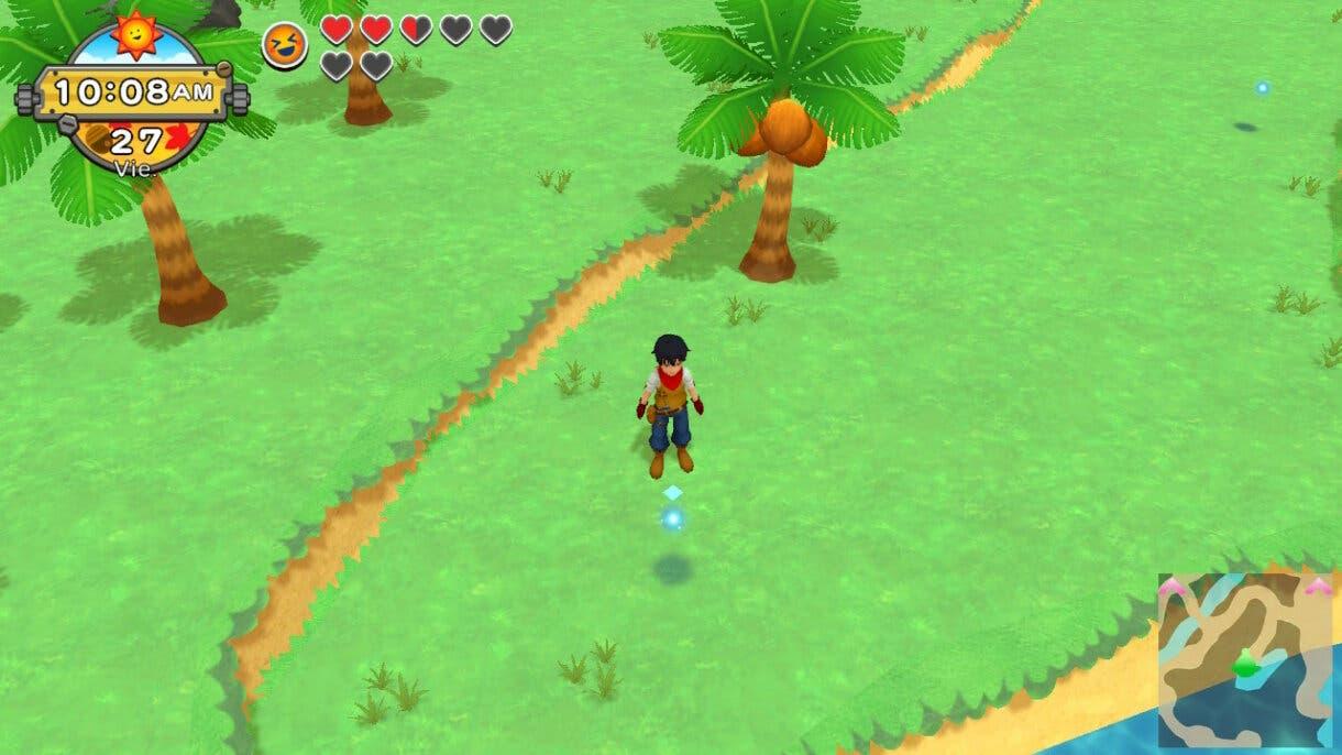 Harvest Moon Un Mundo Unico guía semillas de sandía 3