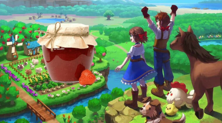 Imagen de Harvest Moon: Un Mundo Único - Guía para conseguir mermelada de fresa