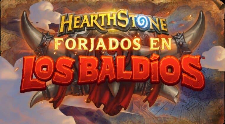 Imagen de Forjados en los Baldíos, la nueva expansión de Hearthstone, ya tiene fecha de lanzamiento