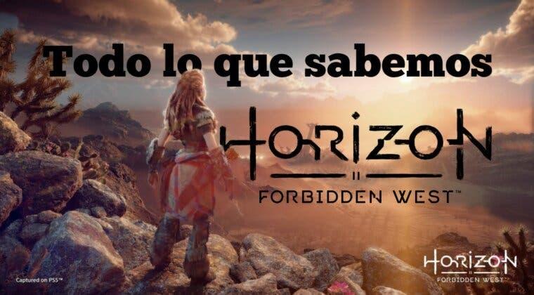 Imagen de Todo lo que sabemos de Horizon Forbidden West: historia, fecha de lanzamiento, jugabilidad y más