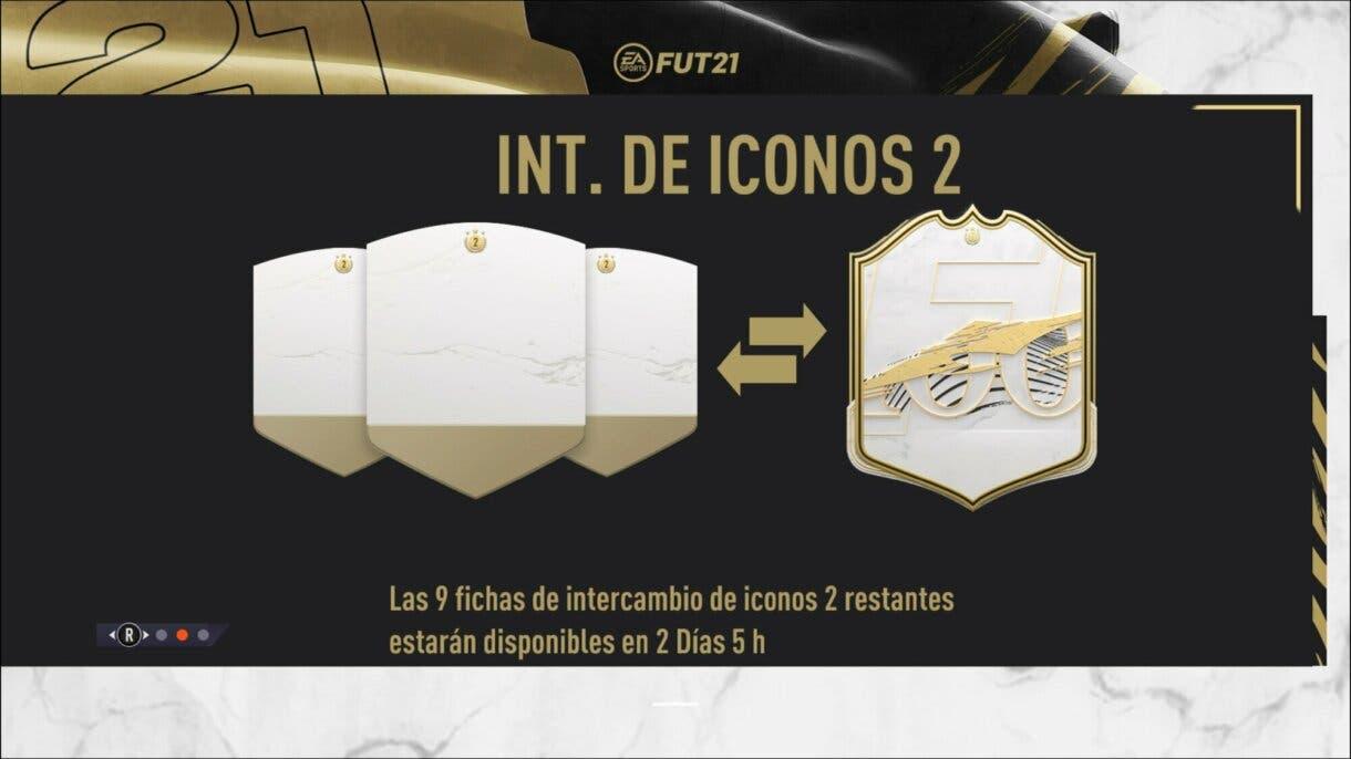 FIFA 21 Icon Swaps: los nuevos tokens se retrasan, pero por poco tiempo segunda tanda