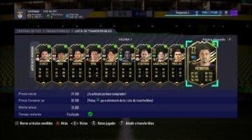 Imagen de FIFA 21: si tienes IF´s de baja media en tu club, es un gran momento para venderlos