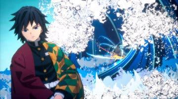 Imagen de Kimetsu no Yaiba – Hinokami Keppuutan luce tráiler gameplay de Tomioka