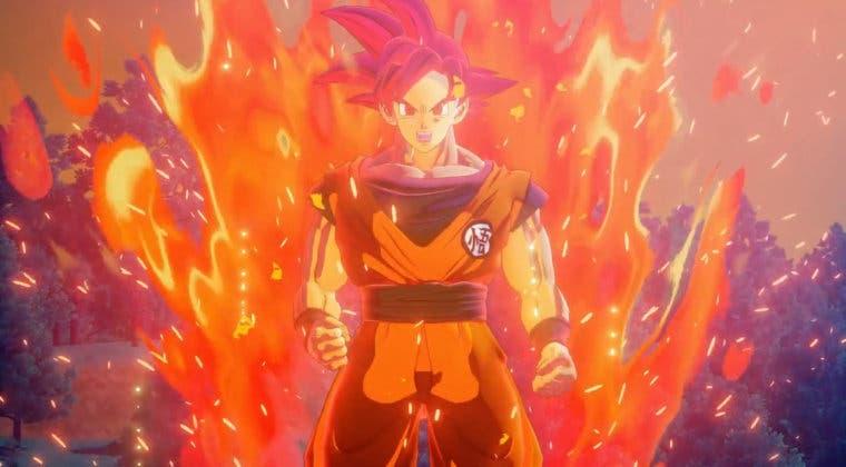 Imagen de Dragon Ball Z: Kakarot comparte la posible primera imagen de su DLC 3