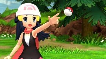 Imagen de Pokémon Diamante Brillante y Perla Reluciente: un bug de los juegos originales es ahora 'canon'